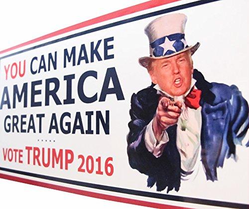 trump - make america baked again!