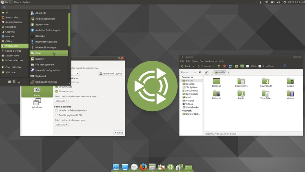 Home use Linux — Ubuntu Mate