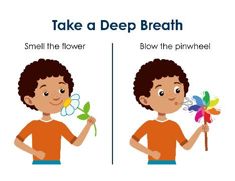 Self-Regulation Skills: Breathing Strategies  cover image