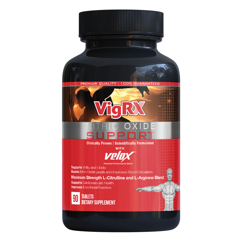 Nitric Oxide Support - Leading Edge Health