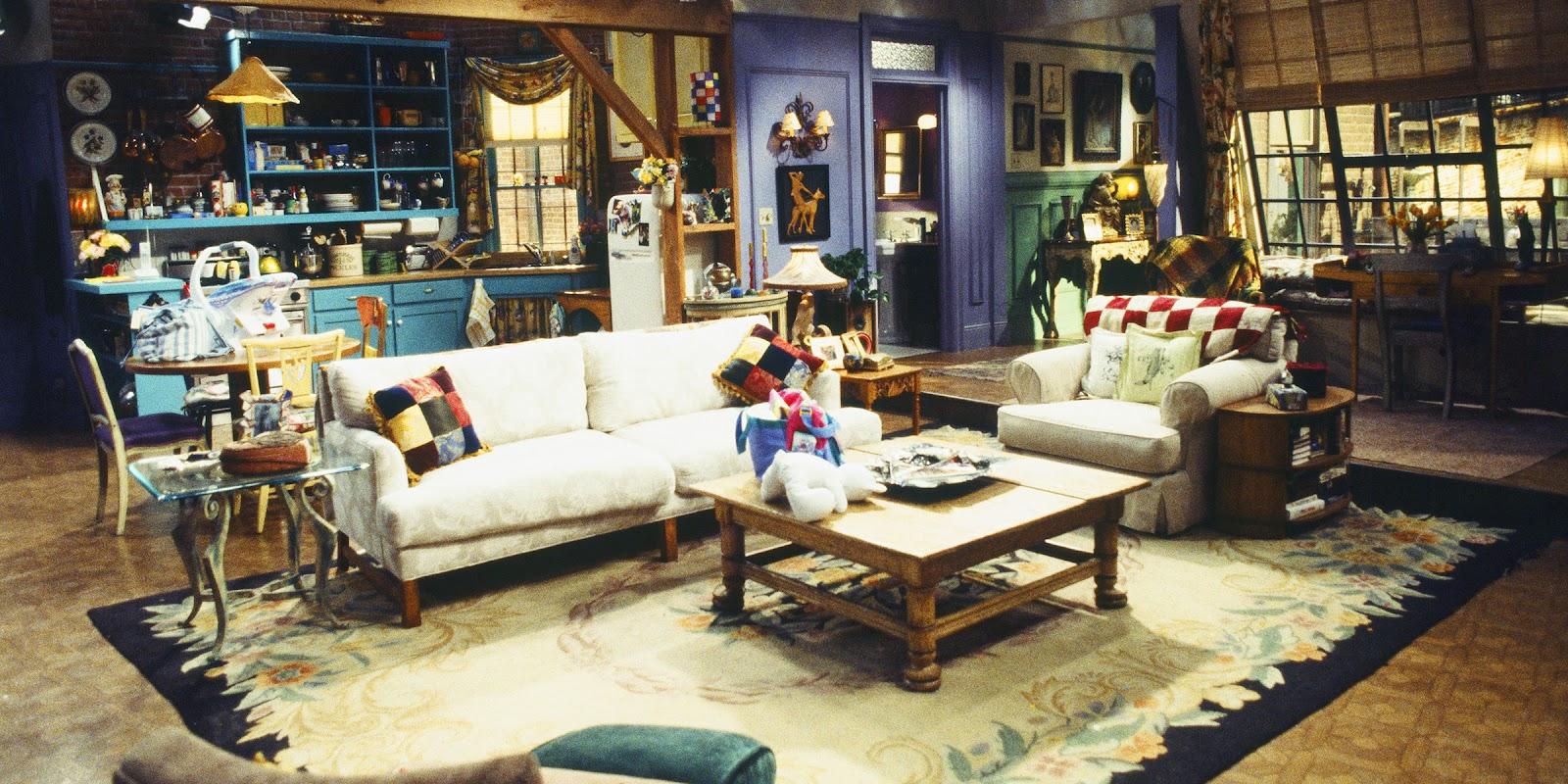 friends furniture for emotional branding