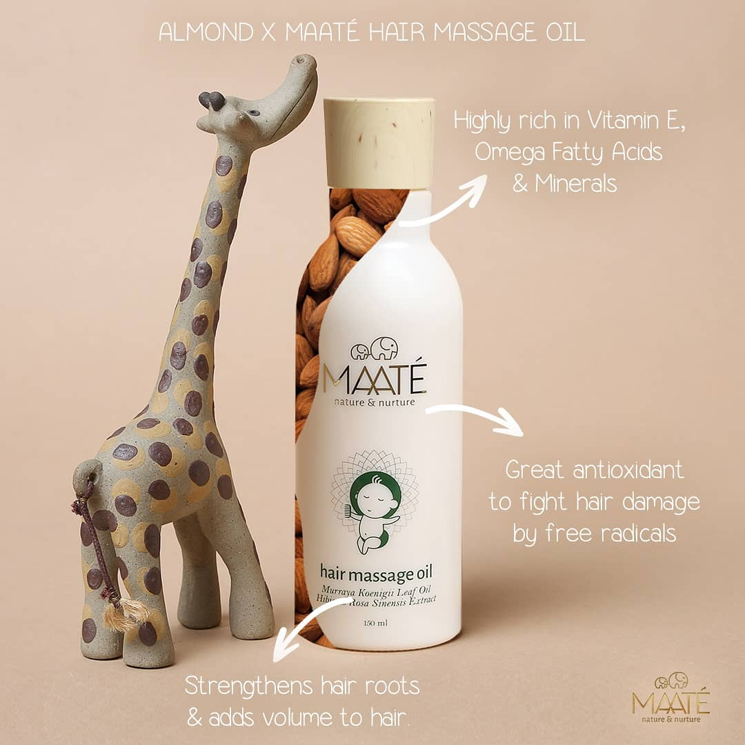 The best baby oil for your baby's scalp