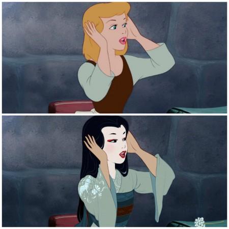 """Chùm Ảnh """"Bạch Tuyết của Disney phiên bản da màu"""" - H7"""