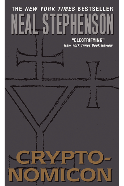 Cryptonomicon, a speculative/historical novel about the creation of a gold-backed cryptocurrency, is considered by some one of the best books on crypto.
