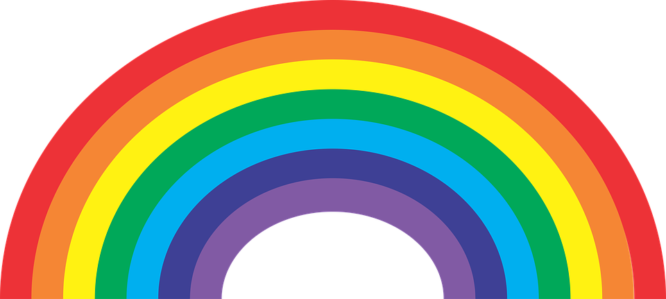 Rainbow, Default, Colors