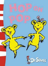 Image result for hop on pop book