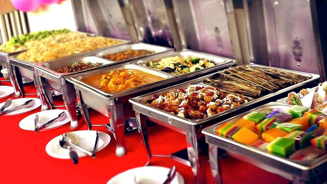 Buffet Catering – Nature Vegetarian Delights