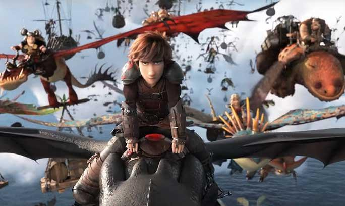3. How to Train Your Dragon 03