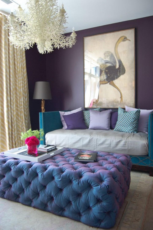 6 ý tưởng mới lạ phối màu sơn phòng khách thêm hiện đại và đẹp mắt - Ảnh 5
