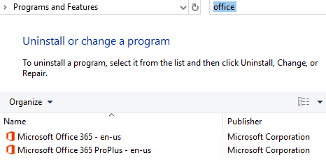D:\anjali content work\blogs\microsoft blogs\Install only one copy of Office, uninstall additional.png