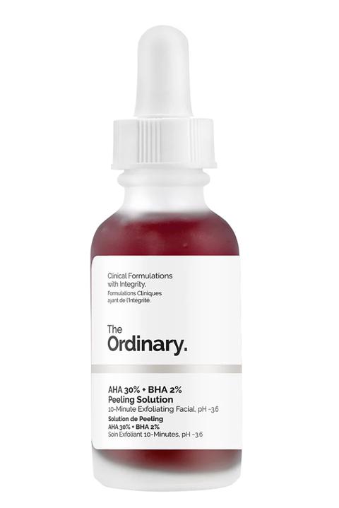 The Ordinary AHA 30% + BHA 2% Peeling Solution จาก The Ordinary