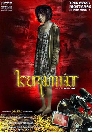 Indonesian Horror Movie : Keramat