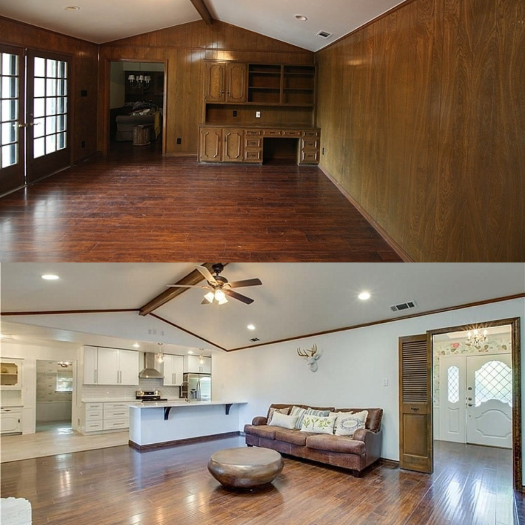Inspirational and Motivational Before and After House Flips - ZINC  Financial, Inc.