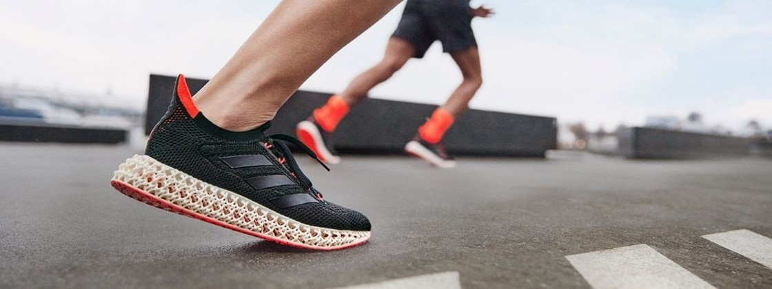 Adidas 4DFWD 3D-Printed Shoes