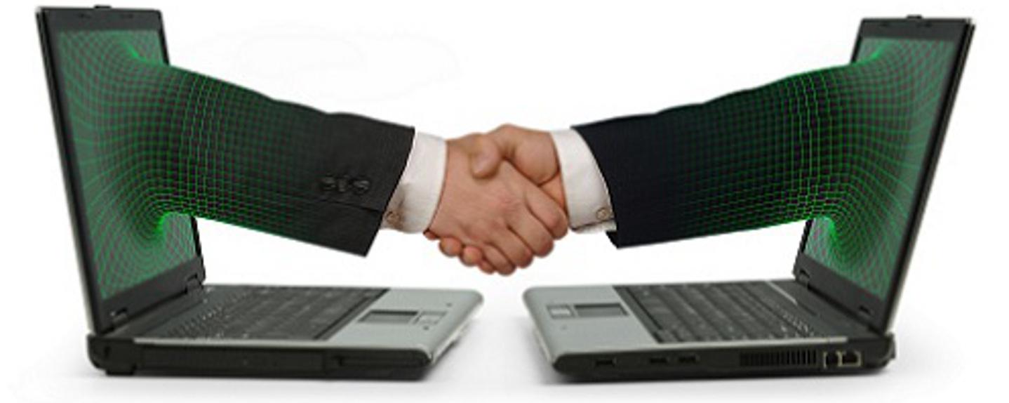 handshake grow B2B e-commerce sales