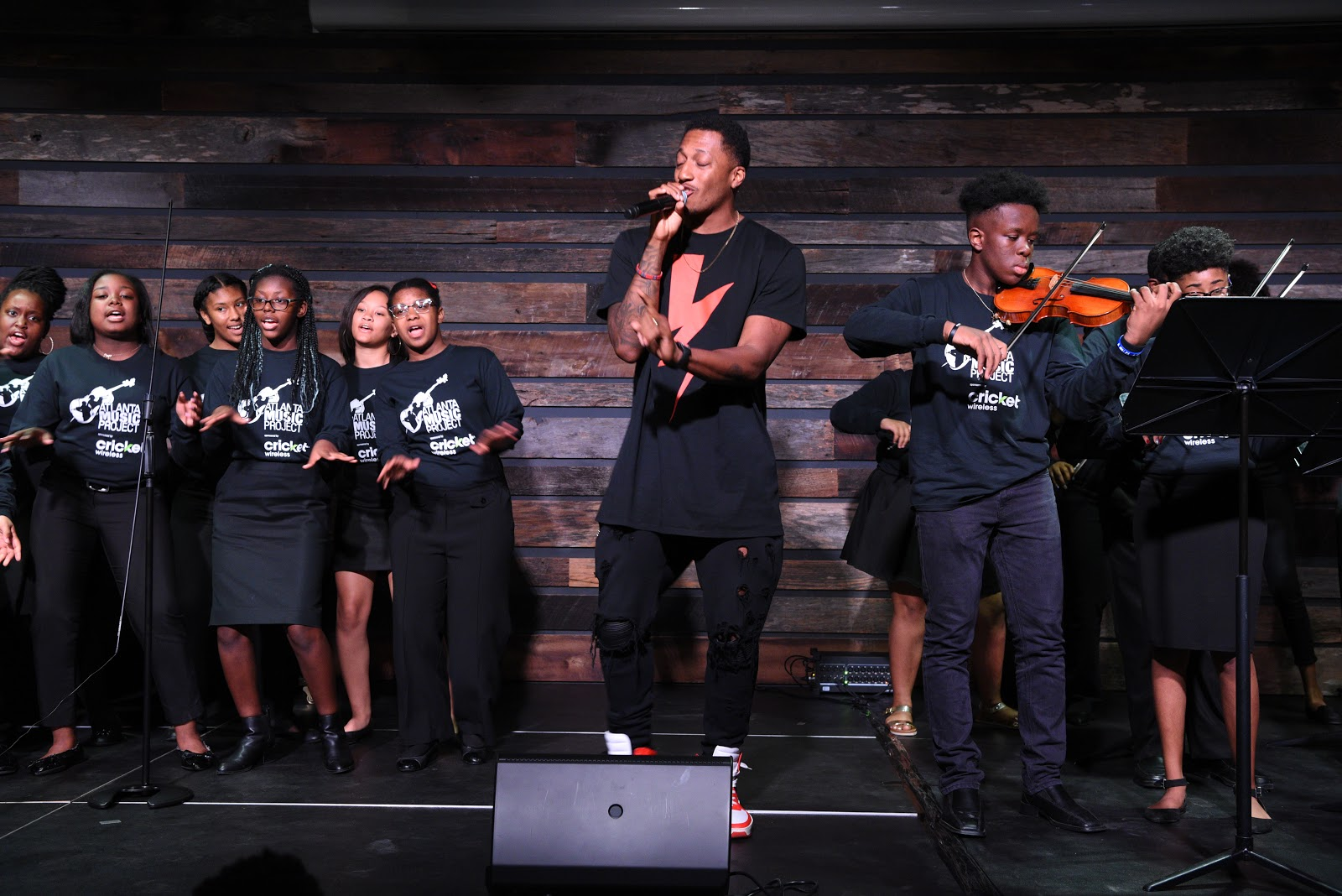 AMP Opens New Center for Performance & Education – The Atlanta Music