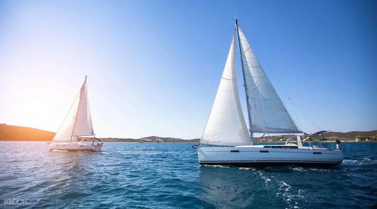澎湖灣帆船出海+SUP體驗