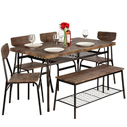 modern home space-saving dining table set