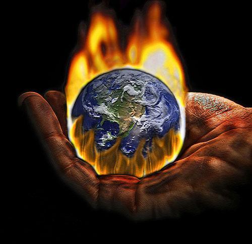 Trái đất đang kêu cứu