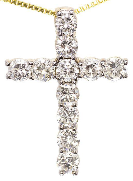 14k diamond hip hop Jesus Pendant