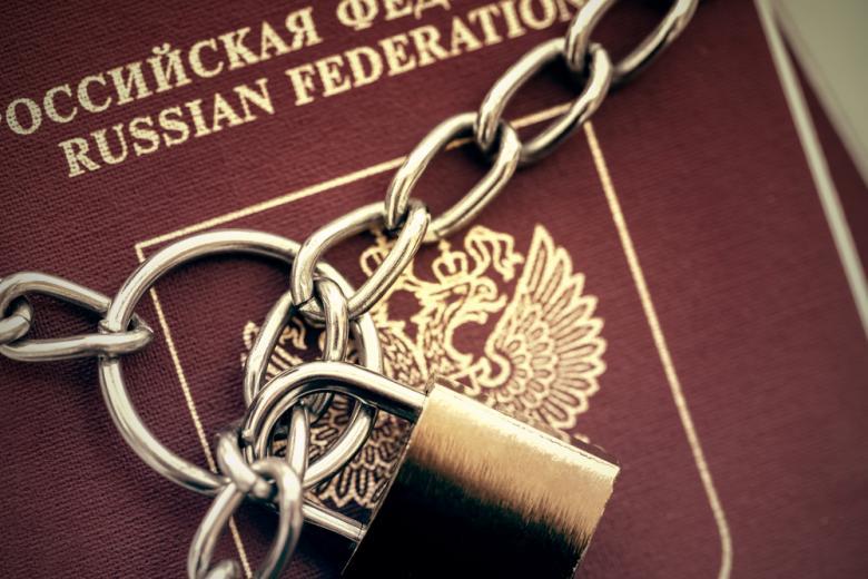 концепт санкций против России фото