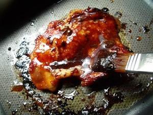 照烧鸡腿饭的做法 步骤12