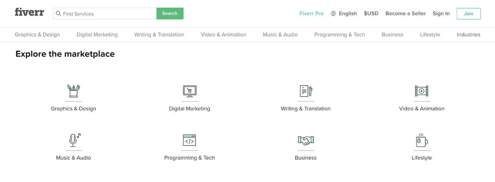 Job site Fiverr offers more than just remote gigs