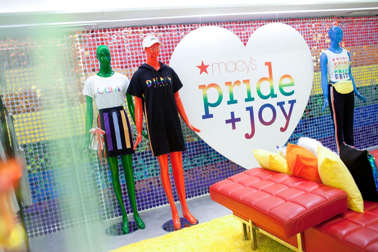 Macy's pride campaign