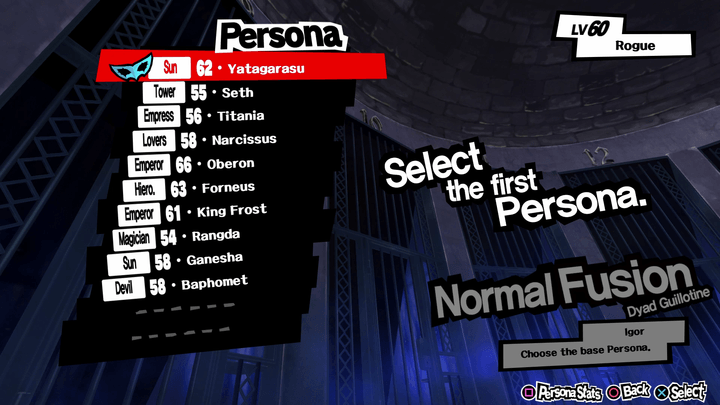 Persona 5 Fusion Guide: How to Make Fusion for Your Persona