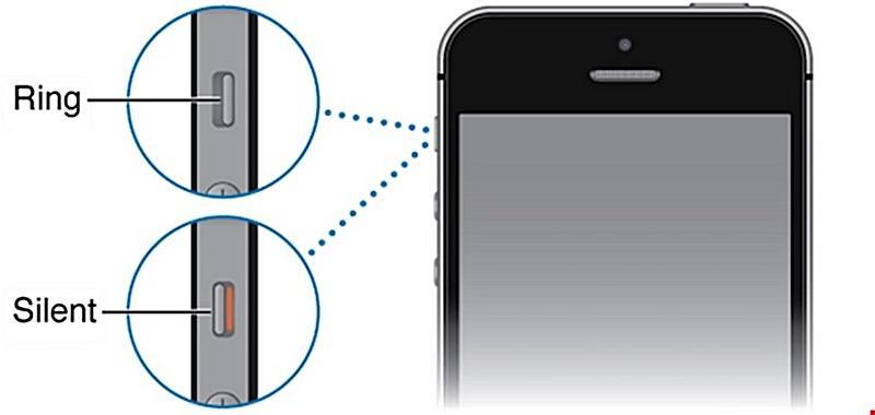 iPhone tự nhiên bị mất âm thanh phải làm thế nào?