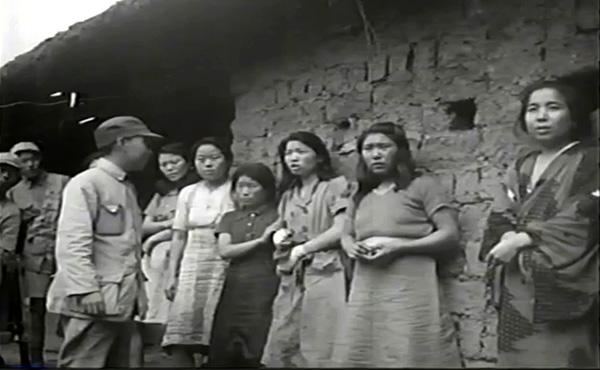 First filmed evidence of 'comfort women' found in US archives