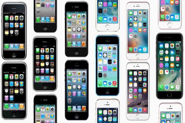 Apple đã bán được bao nhiêu chiếc iPhone kể từ khi ra mắt? - Ảnh 1.