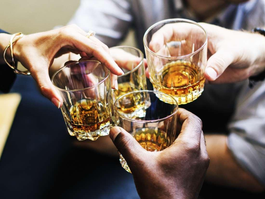 alcohol effects on heart health
