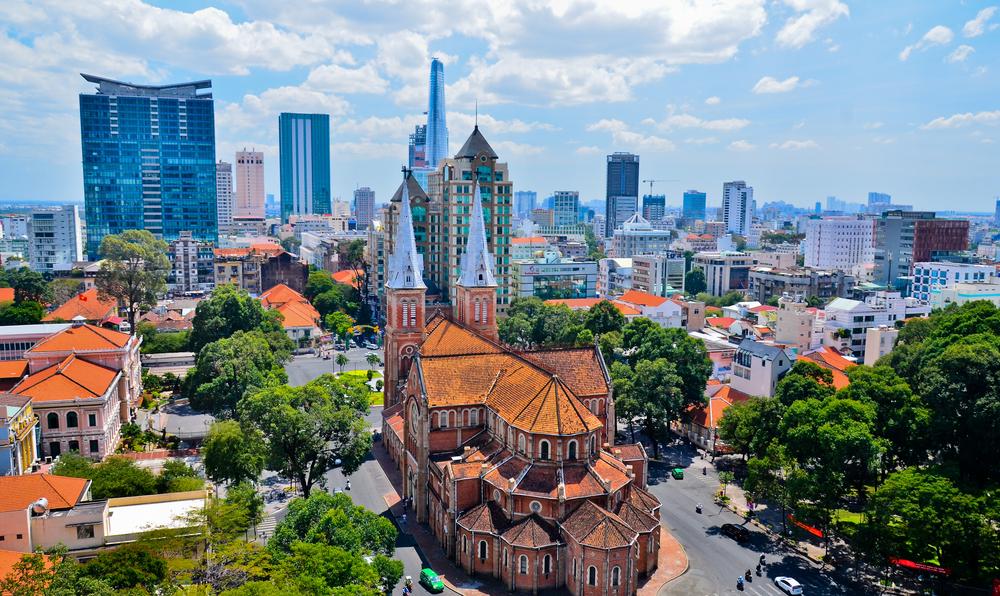 vietnamese city
