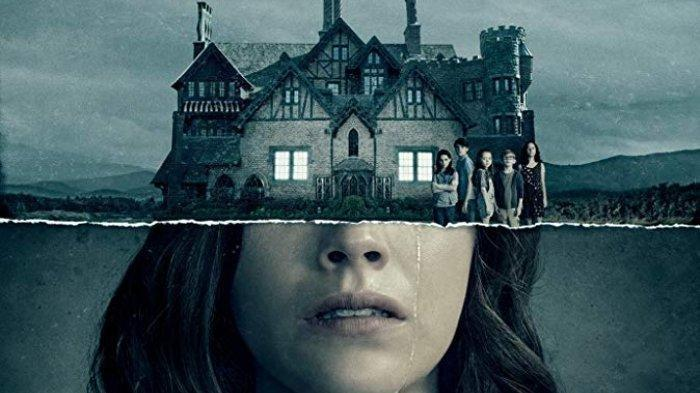 poster film horror The Haunting Of Hill House