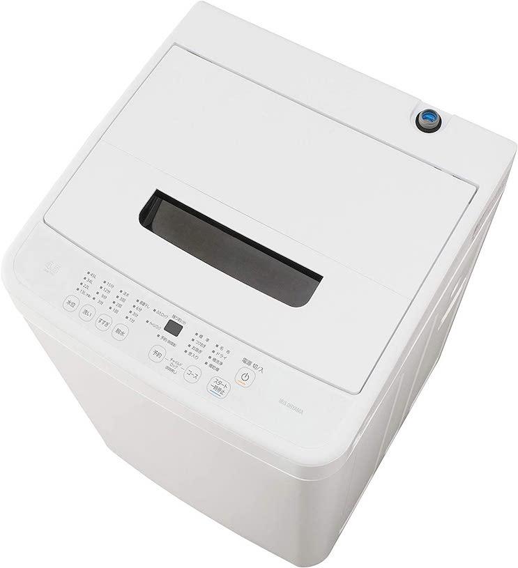 アイリスオーヤマ洗濯機4.5kg全自動 IAW-T451