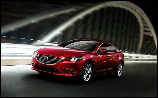 Mazda 6 Rosen Mazda