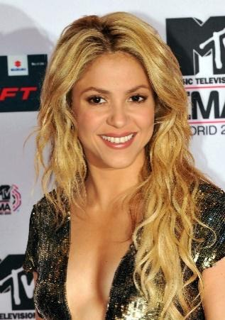 Shakira - Shakira Photos - The 2010 MTV Europe Music Awards - Zimbio