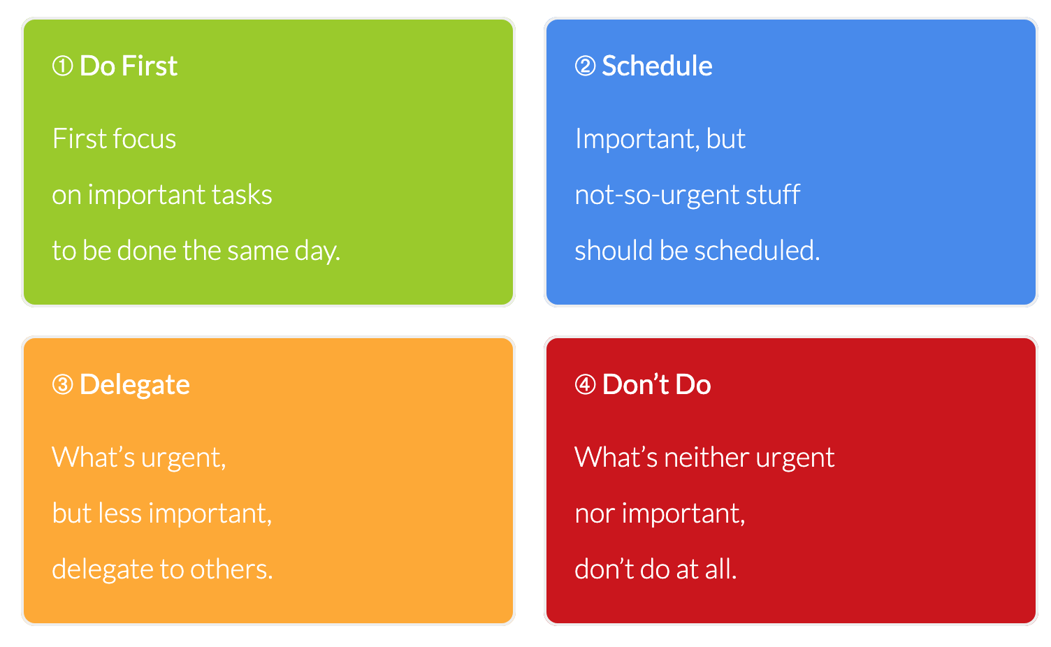 Tried and true strategies to make the most of every workday