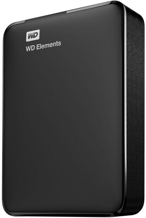 Жесткий диск WD 2.5 USB 3.00 2TB 5400rpm Elements Portable