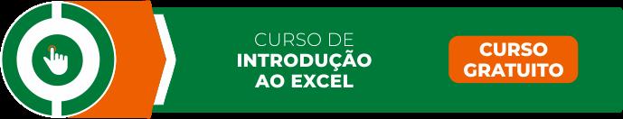 Curso gratuito de introdução ao Excel