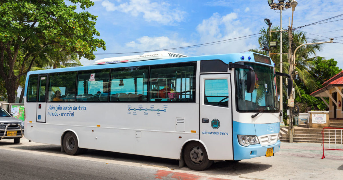 Image result for phuket smart bus