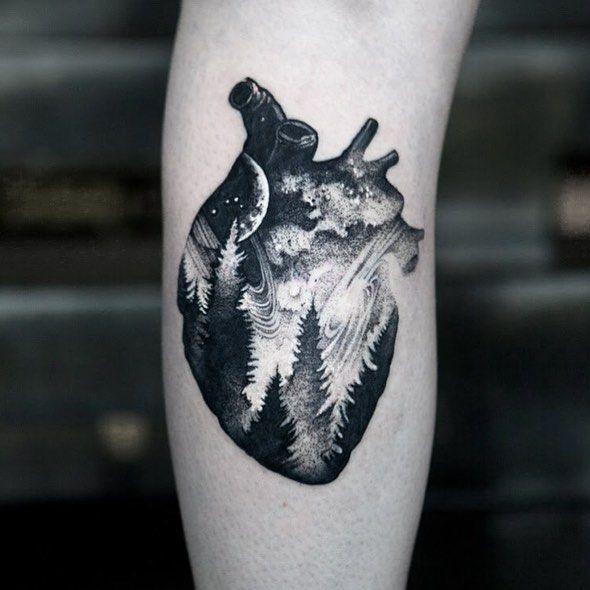 ลายสักหัวใจผู้ชาย9