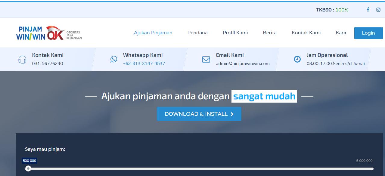 21 Aplikasi Pinjaman Online Langsung Cair 24 Jam 2020 Cryptoharian