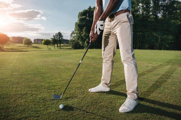 короткие удары в гольфе