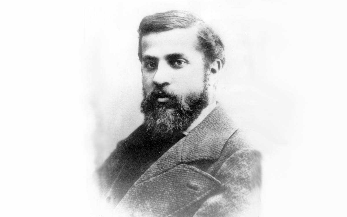 Antoni Gaudi architect
