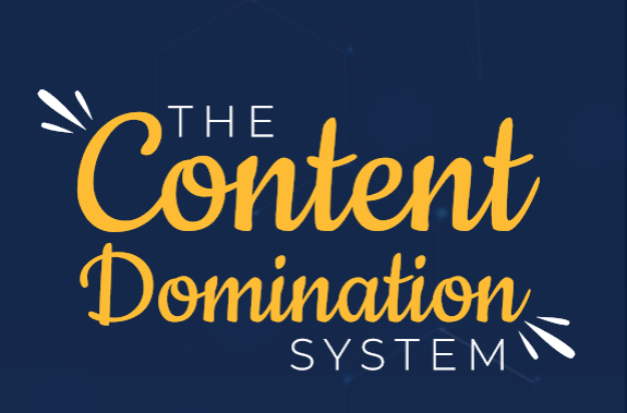 Outsource Content Writing - Content Domination System