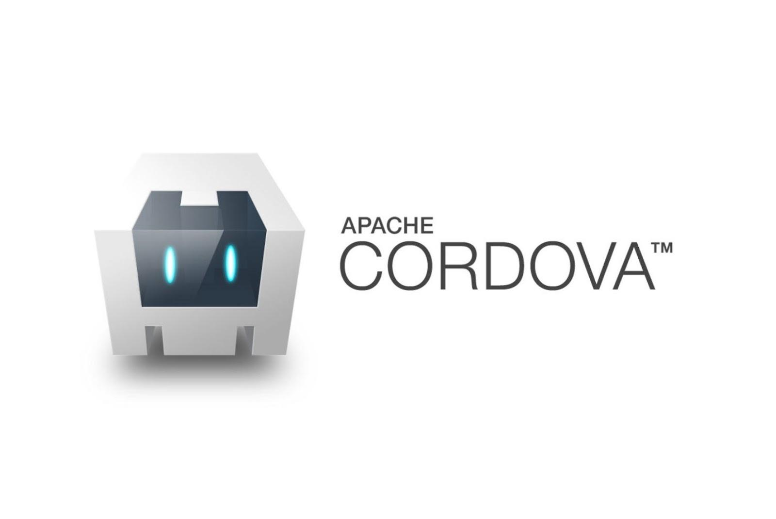 Apache Cordova javascript framework