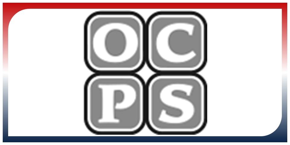 OCPS 4-block logo