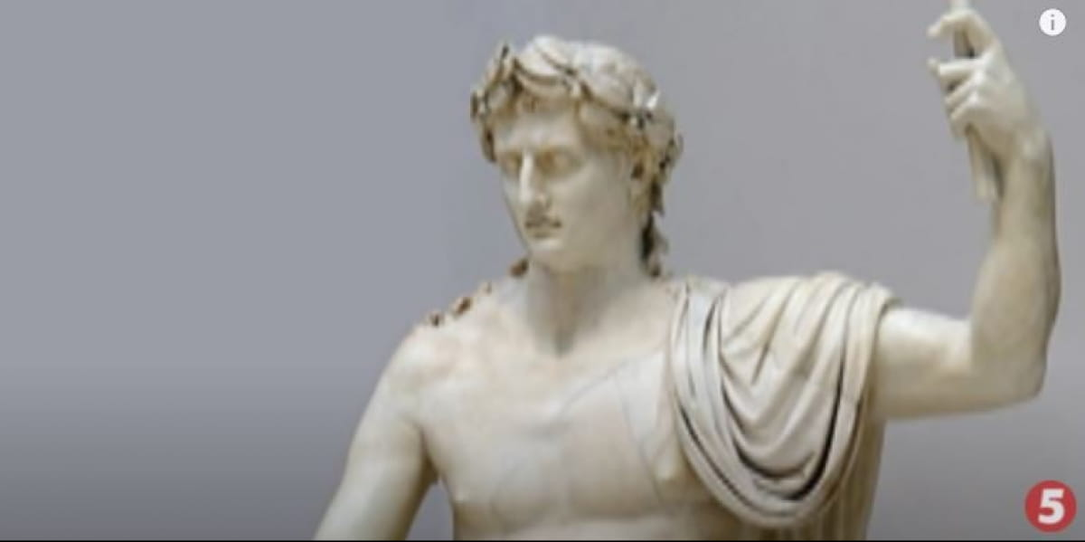 Скульптура времен Римской Империи